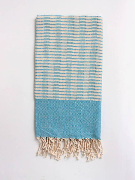 Ibiza Summer Turkish Hammam Towel