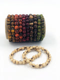 Acai Seed Bracelet From The Amazon