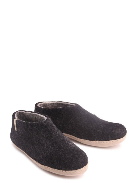 Egos-Kids Felted Wool Slippers-Slippers-