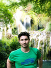 LNSquared-Men's Recycled Organic Cotton & Polyester Adventure T-Shirt-T-Shirts-