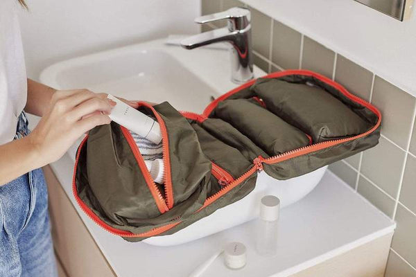 Lefrik 100% Recycled Multi Wash Bag