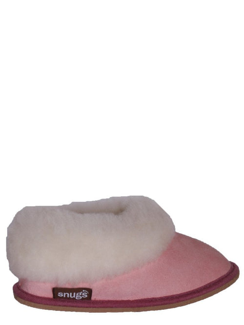 Snugs-Kid's Casse Sheepskin Slippers-Slippers-