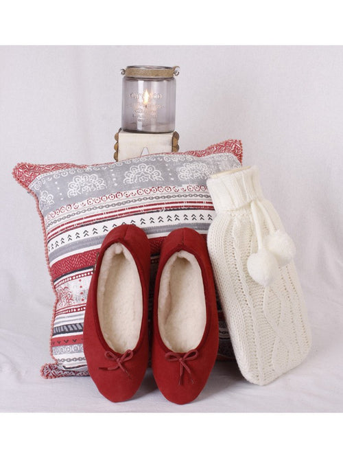 Snugs-Women's Annapurna Sheepskin Slippers-Slippers-