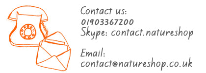 Nature Shop - Contact us