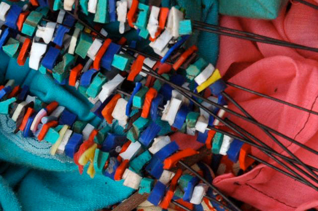 Recycled Flip Flop Bracelets | Recycled Rubber Accessories