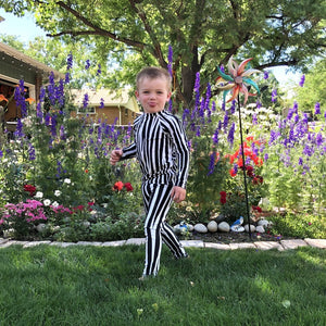 Kid's Grevy's Zebra Leggings