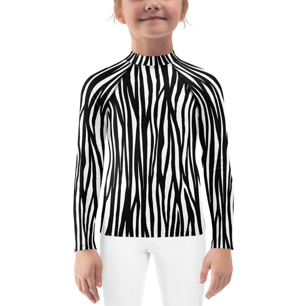 Kids Mountain Zebra Guard