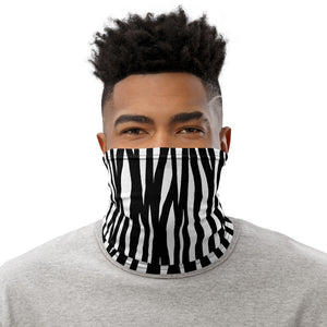Mountain Zebra Neck and Face Guard