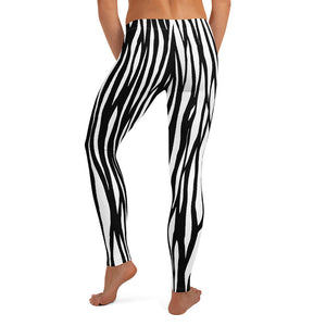 Mountain Zebra Leggings