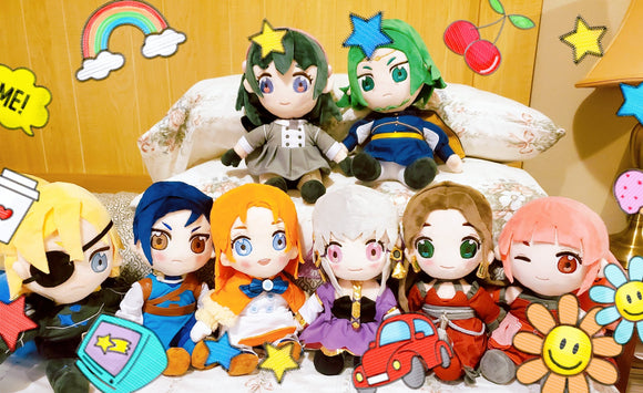 Fire Emblem Three Houses Plush Dolls ☆☆ Wave 2 - Felix, Annette, Dorothea, Lysithea
