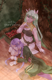 11 x 17 Art Prints (Rune Factory, Fire Emblem)