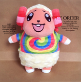 Rainbow Sheep Soft Plush Doll [PRE-ORDER]