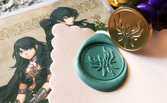 Fire Emblem Three Houses Wax Seal Stamp ❋ Pre-order