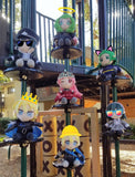 Fire Emblem Three Houses Plush Dolls ☆ Pre-order ☆ Wave 1 - Dimitri, Byleth, Seteth, Hilda