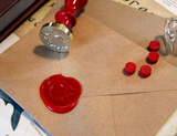 Final Fantasy XIV Wax Seal Stamp
