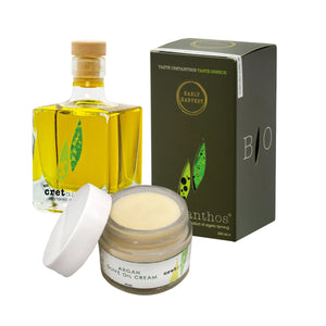 Early Harvest Olijfolie Gift - Olijfolie Creme Argan