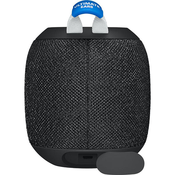 Ultimate Ears Wonderboom 2 Portable Bluetooth Speaker (Deep Space Black)