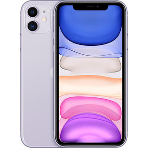 Apple iPhone 11 64GB (Purple)