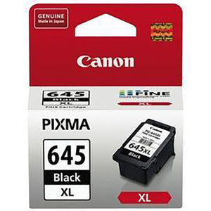 Canon Pixma PG-645XL Ink Cartridge (Black) - 400 Pages