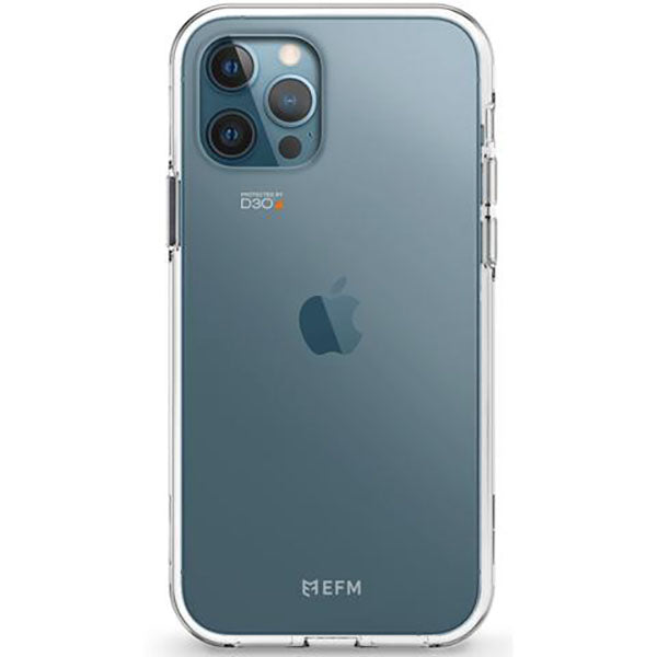 EFM Aspen Case Armour with D3O Crystalex For iPhone 12/12 Pro
