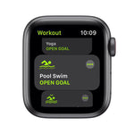 Apple Watch Nike SE 44mm Space Grey Aluminium Case GPS
