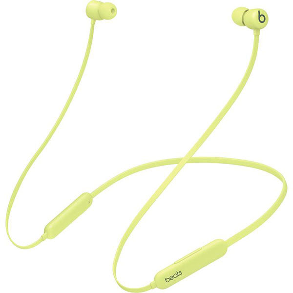 Beats Flex Wireless In-Ear Headphones (Yellow)