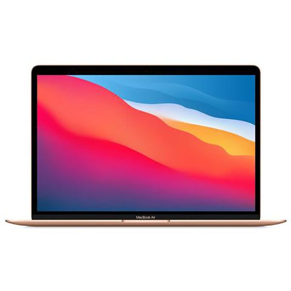 Apple MacBook Air 13-inch with M1 chip, 7-core GPU, 256GB SSD (Gold) [2020]