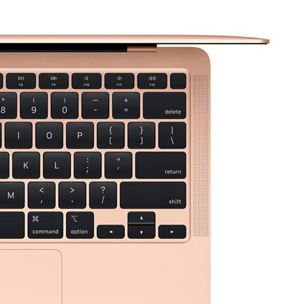 Apple MacBook Air 13-inch with M1 chip, 8-core GPU, 512GB SSD (Gold) [2020]
