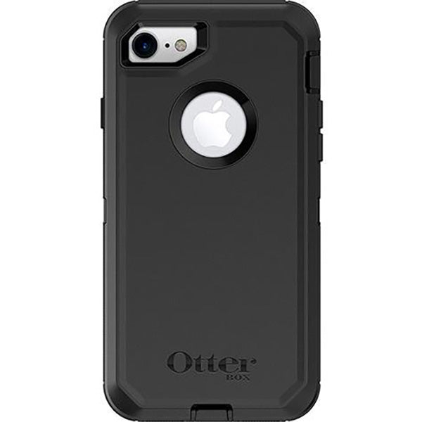 Otterbox Defender Series Case for iPhone SE/8/7 (Black)