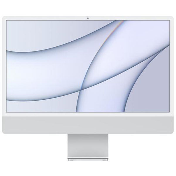 Apple iMac with Retina 4.5K Display 24-inch 8-core GPU 512GB (Silver) [2021]