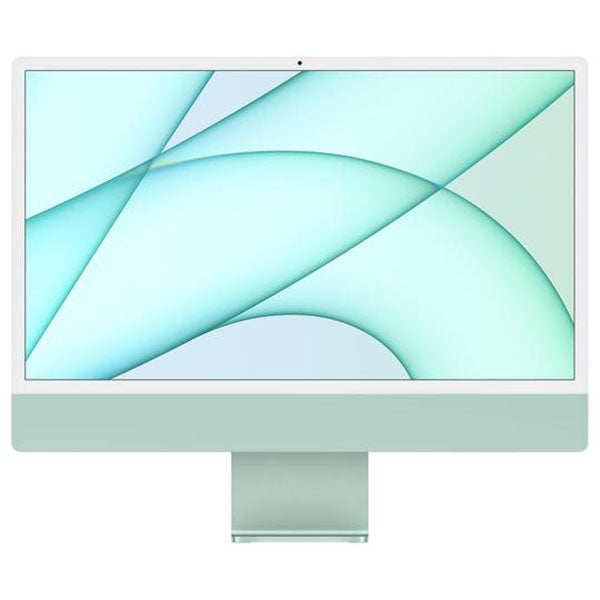 Apple iMac with Retina 4.5K Display 24-inch 8-core GPU 512GB (Green) [2021]