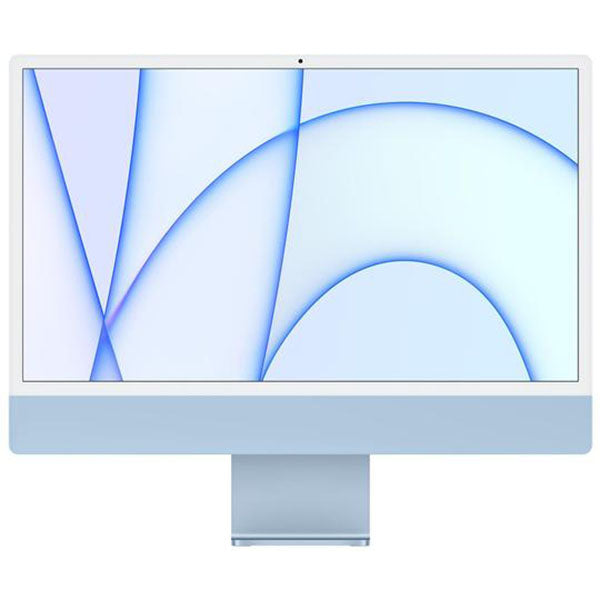 Apple iMac with Retina 4.5K Display 24-inch 7-core GPU 256GB (Blue) [2021]
