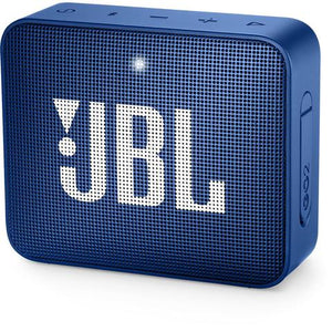 JBL GO 2 Portable Bluetooth Speaker (Deep Sea Blue)