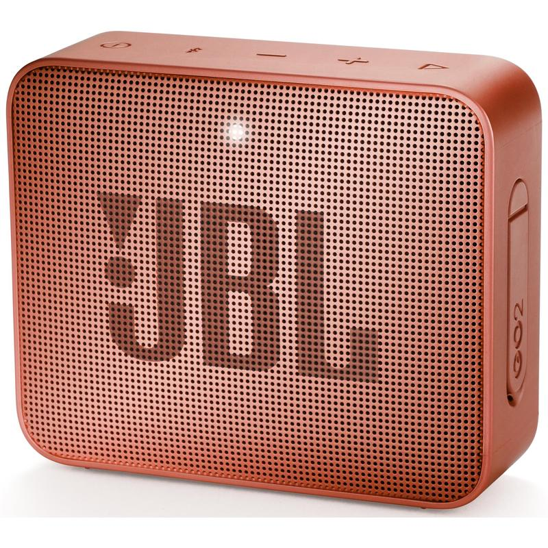JBL GO 2 Portable Bluetooth Speaker (Sunkissed Cinnamon)