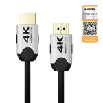 Laser HDMI V2.0 Cable Premium Certified 4K GOLD in 2m