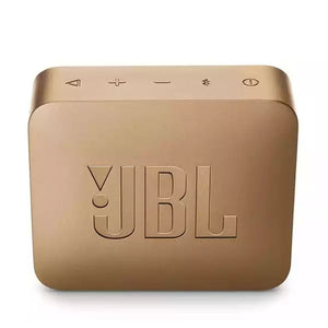 JBL GO 2 Portable Bluetooth Speaker (Pearl Champagne)