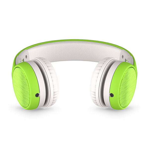 LilGadgets Connect+ Style Children's Wired Headphones - Green