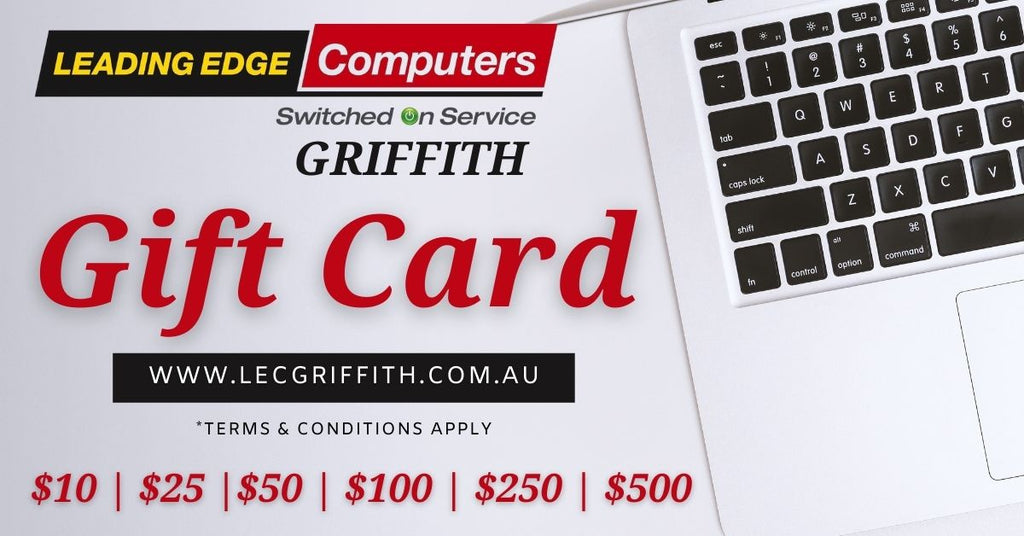 LEC Griffith Gift Card