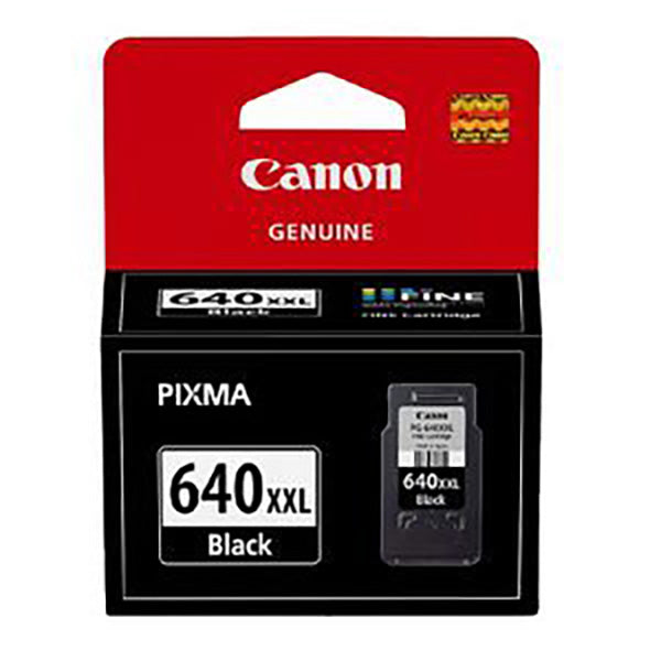 Canon PG640XXL Black Ink - 600 pages