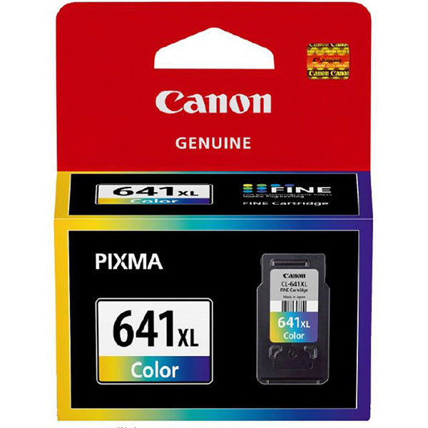 Canon PG641XL Black Ink - 400 pages