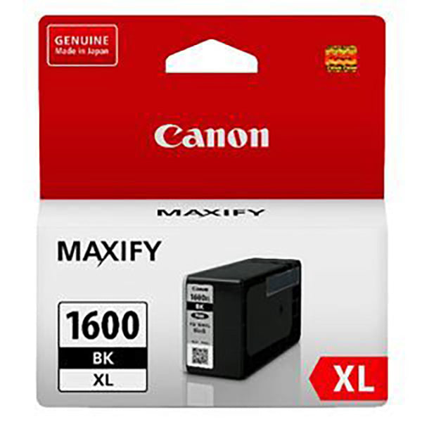 Canon PGI-1600XL Ink Cartridge Range
