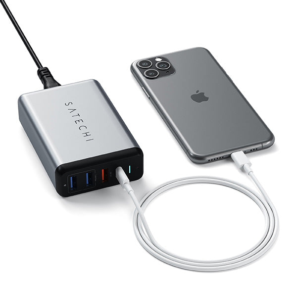 Satechi Type-C 75W Travel Charger