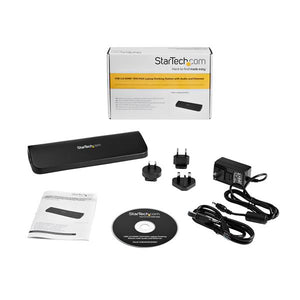 Startech Dual-Monitor USB 3.0 Docking Station