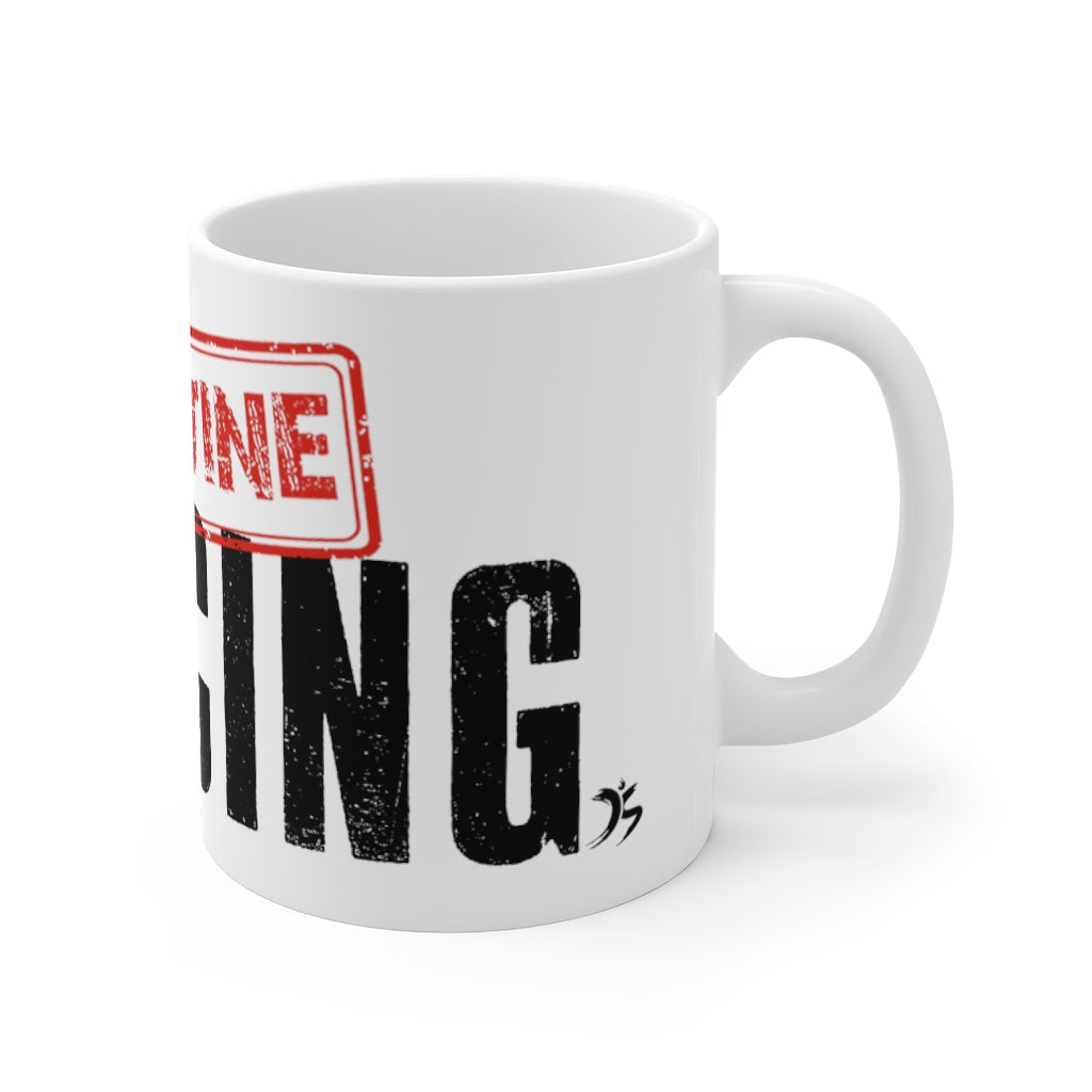 Quarantine Dancing Mug 11oz