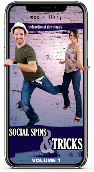 Social Spins & Tricks Vol. 1