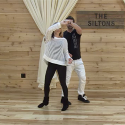 WCS Styling for Leaders Vol. 2 - Doug Silton Dance