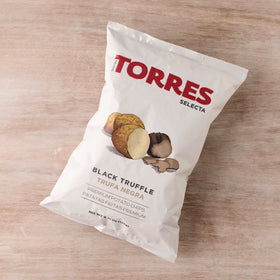 Black Truffle Potato Chips