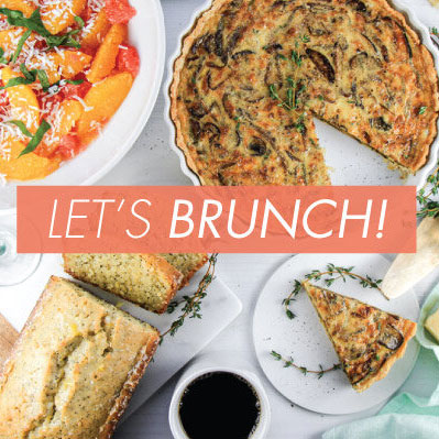 A Good Time to Have Brunch In!