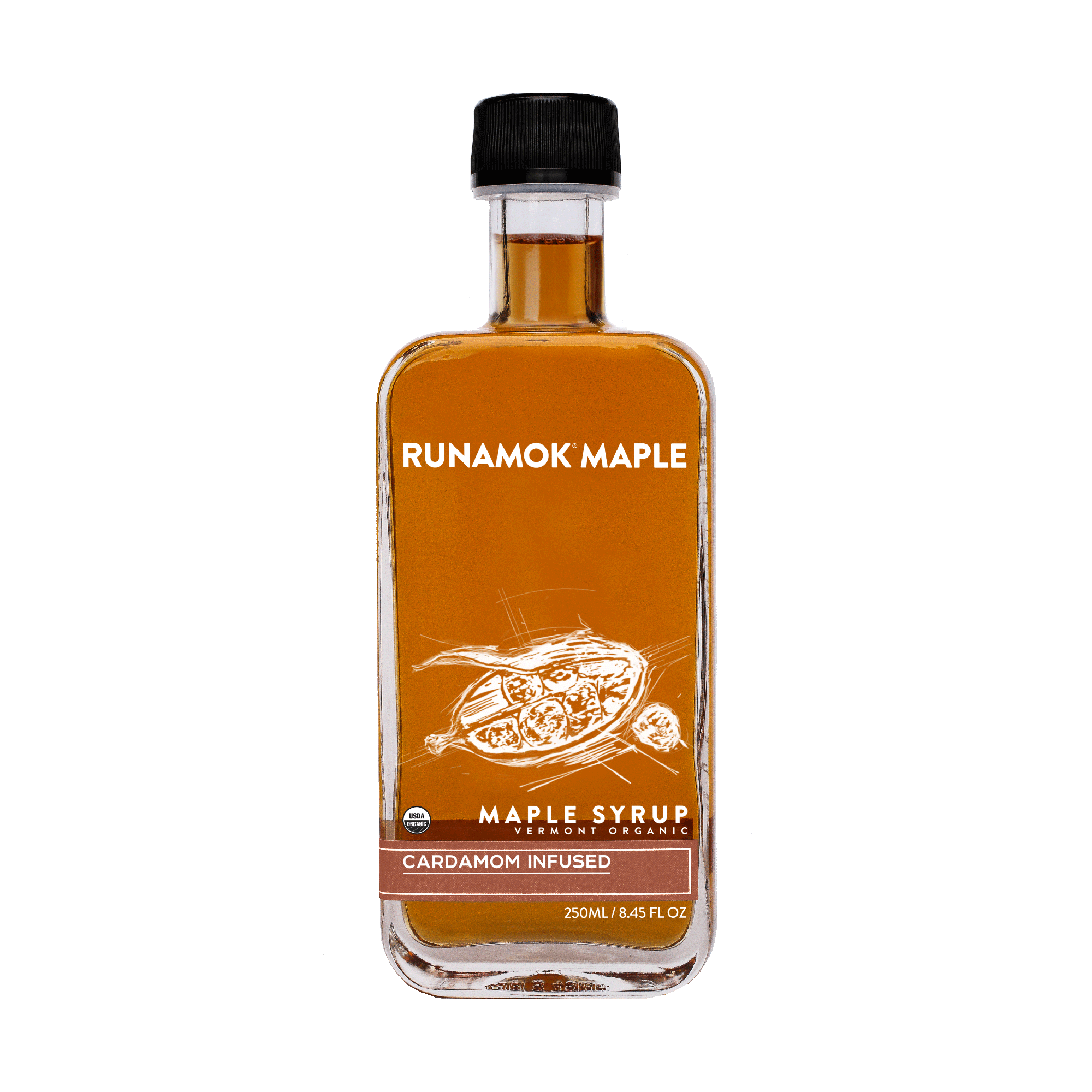 CARDAMON MAPLE SYRUP