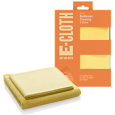 E-Cloth Bathroom Cleaning 2-Pack